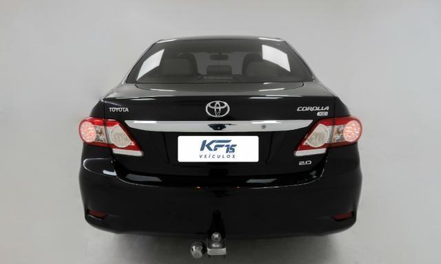 Toyota Corolla 2.0 XEI 2013 Automático Completo - Foto 4