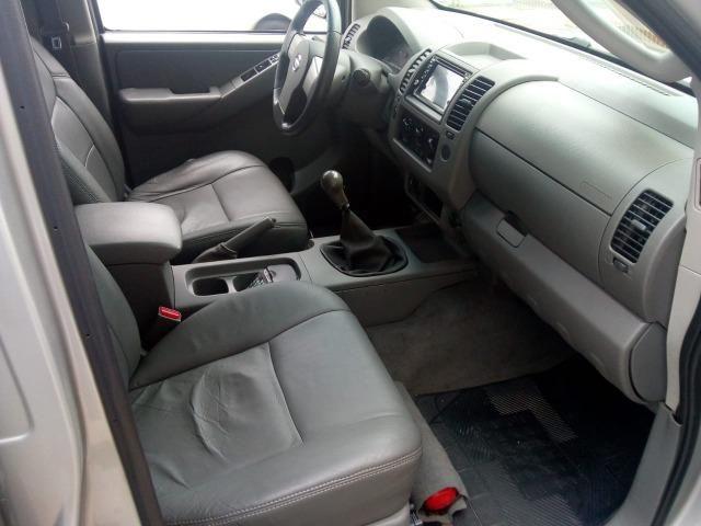 Nissan Frontier XE 2010 4x4 - Foto 10