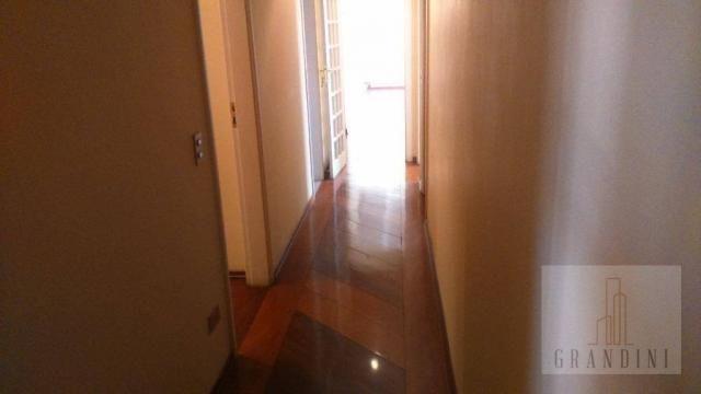 Apartamento para locação, Edifício Villa Guazzelli, no centro de São Bernardo do Campo. - Foto 8