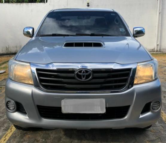 Toyota Hilux 3.0 CD 4x4 STD -2015 - Estado de Zero