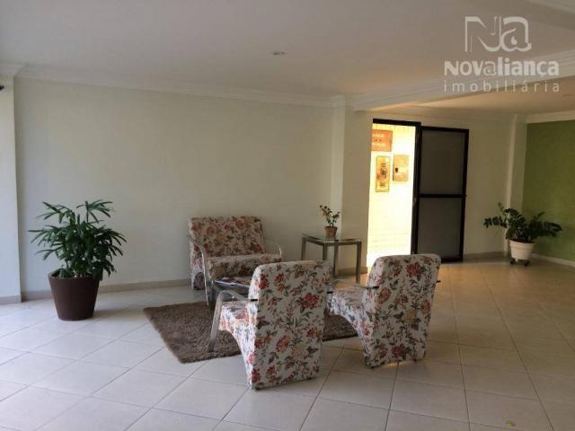 Apartamento com 3 quartos para alugar, 120 m² por R$ 1.300/mês - Praia de Itaparica - Vila
