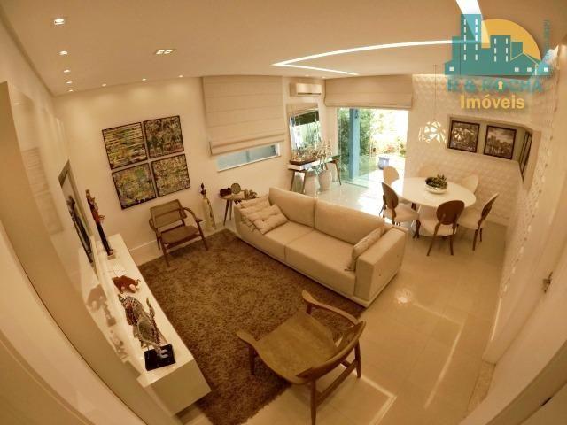 Casa no Condomínio Morumbi - Casa com 3 suítes - 100% Mobiliada - 4 vagas - Foto 4
