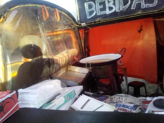 Kombi food truck / motor home 18.000 - Foto 11