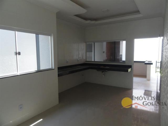 Casa de 3 Quartos para venda Sozinha no Lote de 300M² - Setor Jardim Fonte Nova - Foto 10