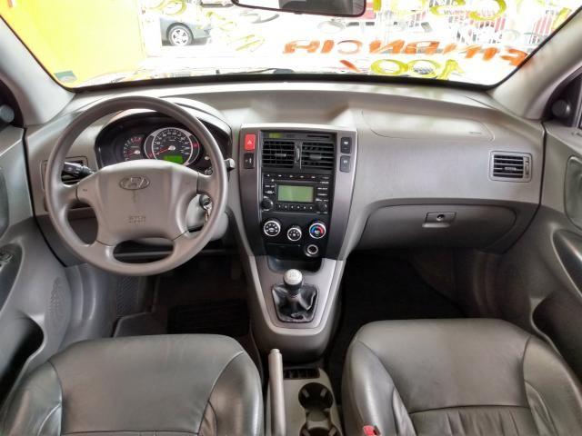 TUCSON 2008/2008 2.0 MPFI GL 16V 142CV 2WD GASOLINA 4P MANUAL - Foto 9