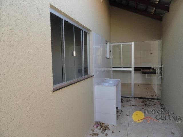 Casa com 2 Quartos Sendo uma Suíte, setor Recreio Panorama - Ao Lado St. Parque das Flores - Foto 15