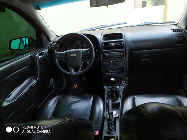 Chevrolet Astra Advantage motor 2.0 Flexpower 2009/2009 - Foto 19
