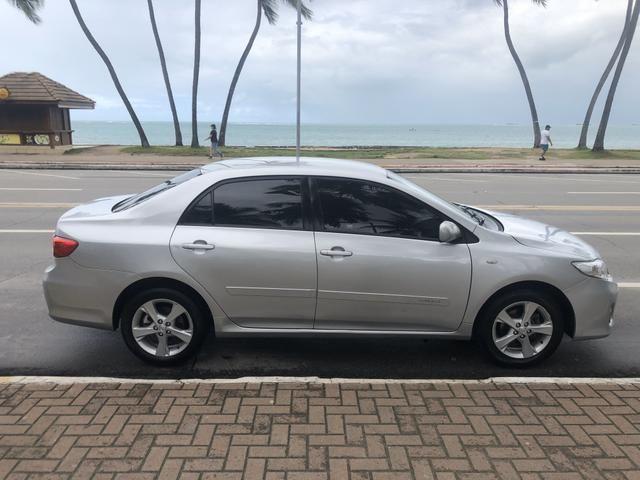 Toyota Corolla GLi 1.8 2012 (Aut) - Foto 12