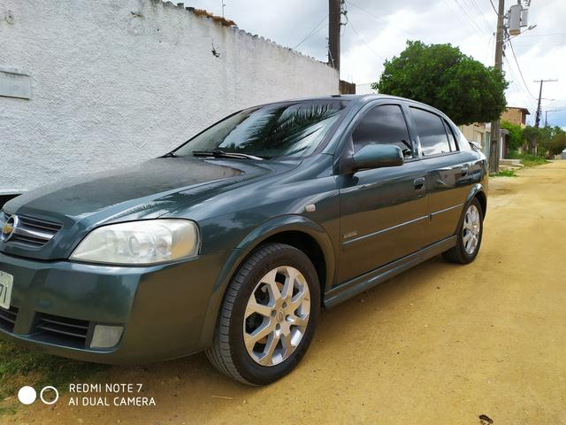 Chevrolet Astra Advantage motor 2.0 Flexpower 2009/2009