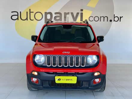 JEEP RENEGADE 1.8 16V FLEX SPORT 4P MANUAL - Foto 2
