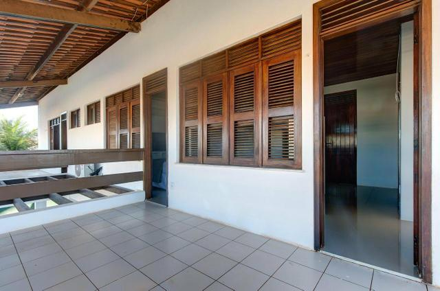 Linda mansão duplex, mobiliada, no porto das dunas - Foto 10