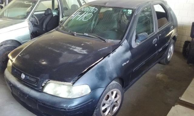 Sucata de Fiat Palio Elx 1.3 16v 2001 - Somente para peças