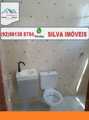 2qrts No Aleixo Cd Fechado Px A Sefaz Casa Nova Pronta Pra Morar orfft yxcfs - Foto 11
