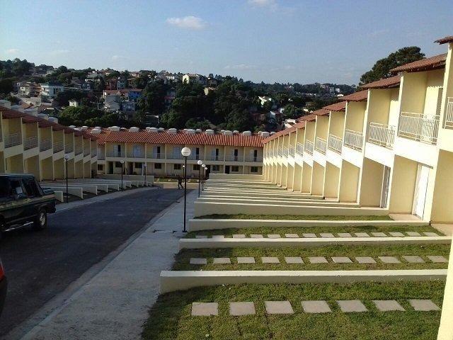 Casas prontas em Jandira 2 dormitórios com quintal Minha Casa Minha Vida - Foto 3