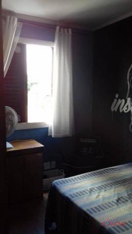 Apartamento com 3 dormitórios à venda, 75 m² por r$ 300.000 - conjunto residencial trinta  - Foto 12