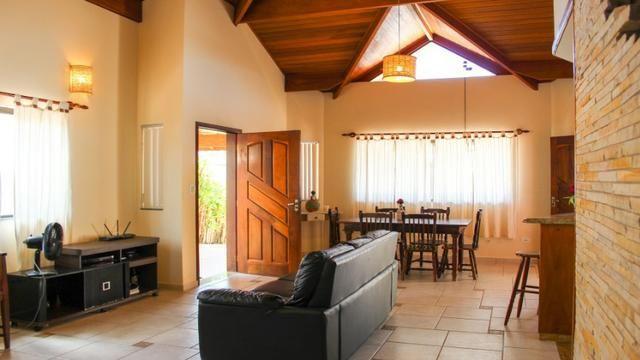 P002- Casa de 3 dormitórios Piscina/Churrasqueira * - Foto 9