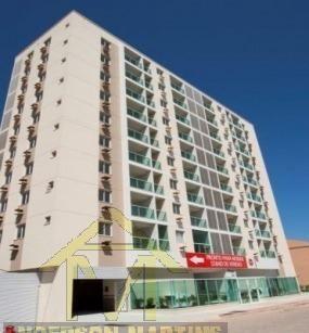 Apartamento à venda com 1 dormitórios em Jardim camburi, Vitória cod:8345