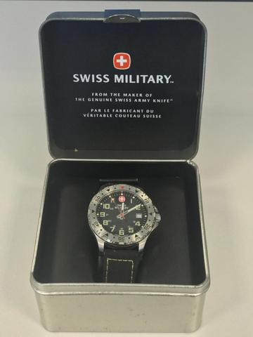 29b9861b08f Relógio swiss military - Bijouterias