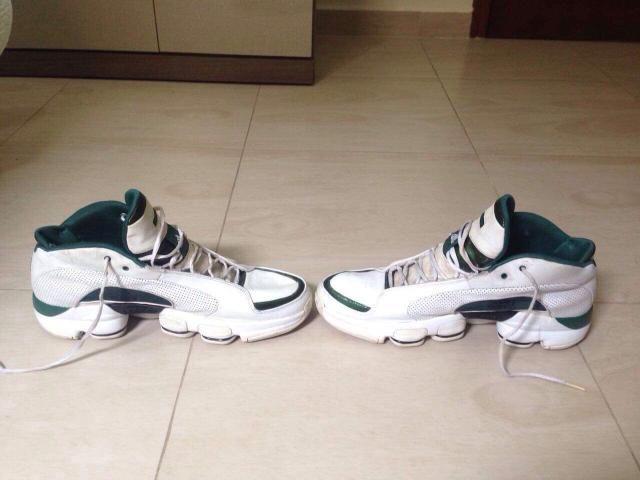 Tênis de basquete Adidas size 17 - Roupas e calçados - Consolação ... c413161bc710d