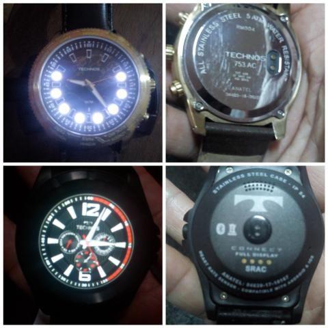 c57ef5ad72542 Technos connect 2.0 e 3.0 - Bijouterias, relógios e acessórios ...