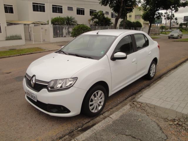Renault Logan 1.0 Expre 2014 Completo