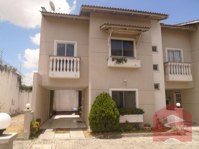 Casa com 3 dormitórios à venda, 75 m² por r$ 320.000 - serrinha - for - Foto 2