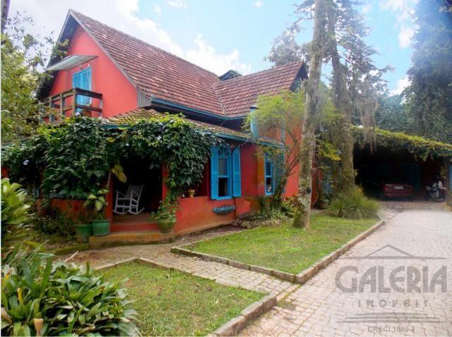 Casa à venda com 4 dormitórios em Centro, Joinville cod:4662