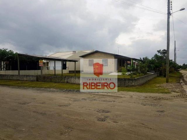Casa com 3 dormitórios à venda, 103 m² por R$ 155.000, 350 metros do Mar - Zona Nova Norte - Foto 2