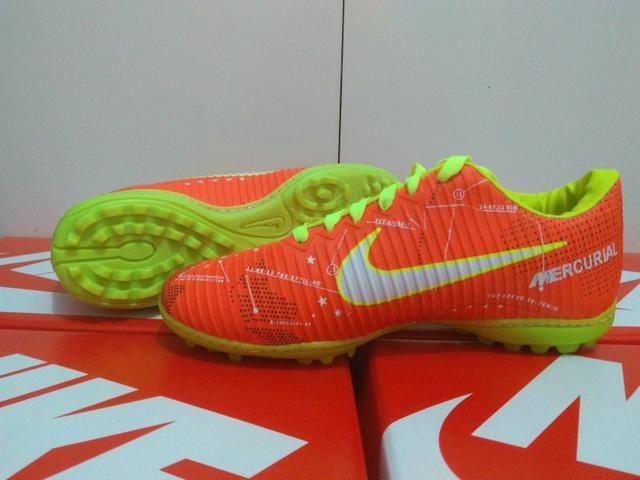 74d0201b8d1a9 Chuteira Nike Society MEGA PROMOÇÃO - Esportes e ginástica - Turu ...