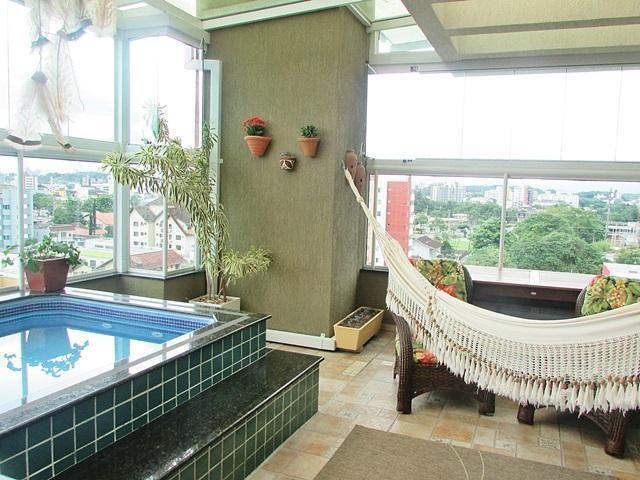 Apartamento à venda com 4 dormitórios em Bom retiro, Joinville cod:8467 - Foto 2