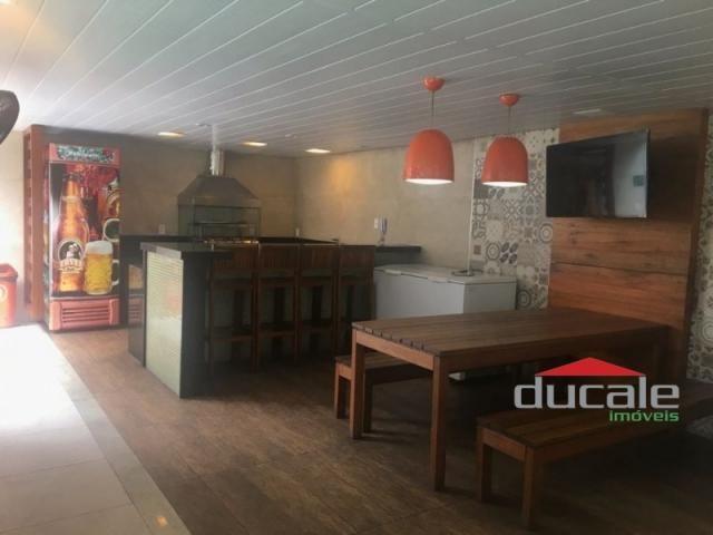 Cobertura Duplex 4 suites Praia do Canto, Vitória - Foto 14