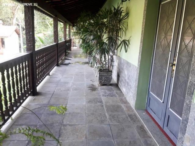 Fazenda para venda em cachoeiras de macacu, boca do mato, 7 dormitórios, 4 suítes, 6 banhe - Foto 7