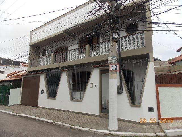 Ramos - Rua Felisbelo Freire casa duplex,com varanda - 04 quartos -03 suites