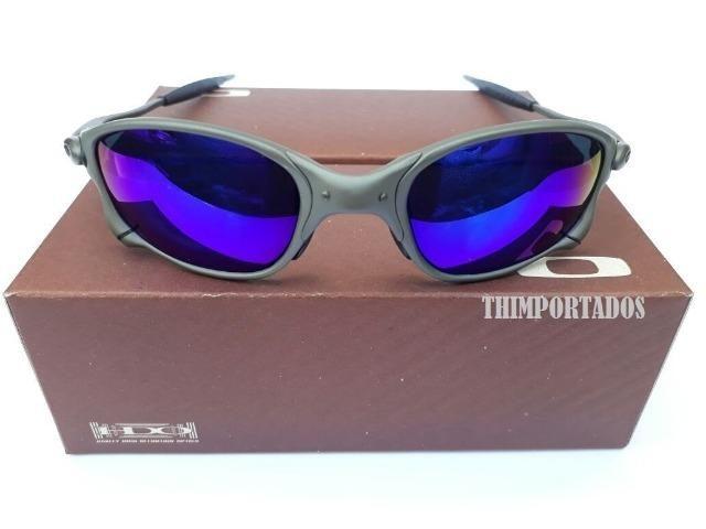 7b1d80de5 Óculos Oakley Double Xx Juliet Mars Squared 24k Badman - Bijouterias ...