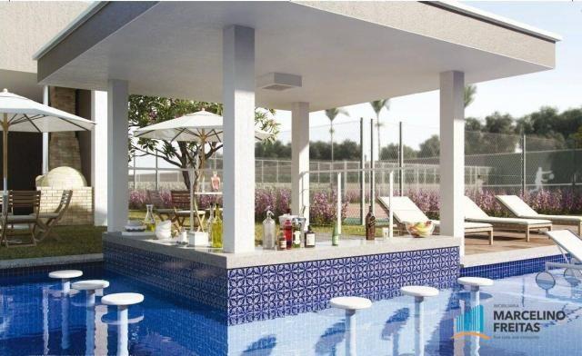 Apartamento residencial à venda, Messejana, Fortaleza - AP3030. - Foto 5