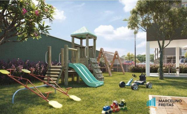 Apartamento residencial à venda, Messejana, Fortaleza - AP3030. - Foto 12