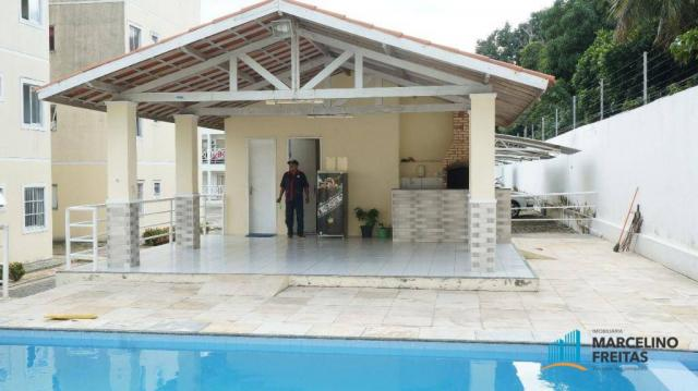 Apartamento residencial à venda, Messejana, Fortaleza - AP3741. - Foto 3