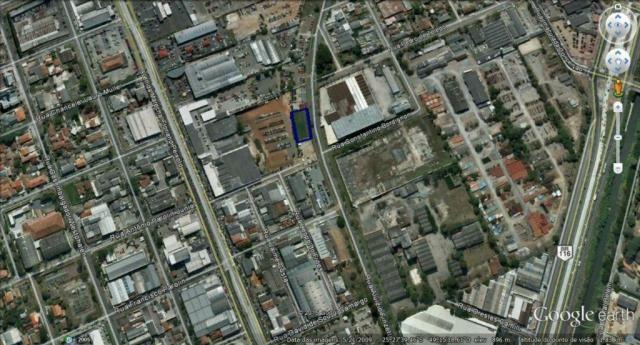 Terreno à venda, 1399 m² por r$ 2.700.000,00 - prado velho - curitiba/pr