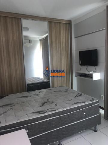 Lidera Imob - Apartamento na Santa Mônica, Mobiliado, 1 Quarto, Suíte, Garagem Coberta, pa - Foto 6