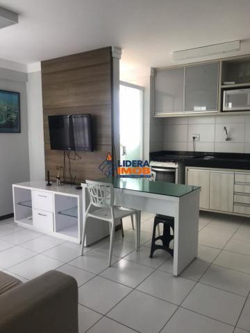 Lidera Imob - Apartamento na Santa Mônica, Mobiliado, 1 Quarto, Suíte, Garagem Coberta, pa