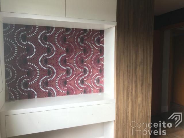 Apartamento à venda com 2 dormitórios em Estrela, Ponta grossa cod:392631.001 - Foto 16