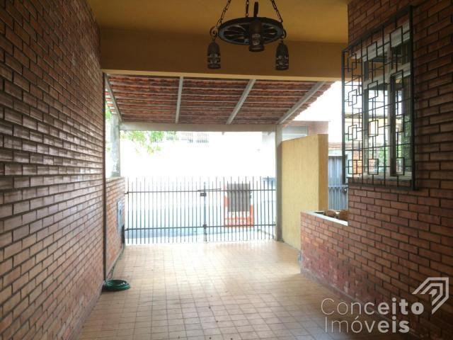 Casa para alugar com 4 dormitórios em Centro, Ponta grossa cod:392953.001 - Foto 19