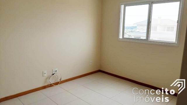 Apartamento à venda com 3 dormitórios em Oficinas, Ponta grossa cod:392974.001 - Foto 8
