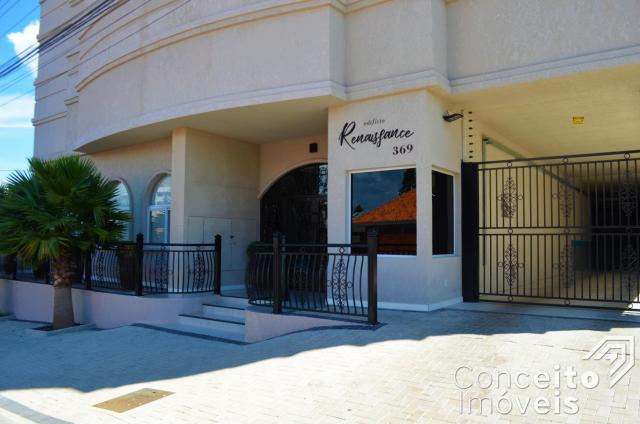 Apartamento à venda com 3 dormitórios em Jardim carvalho, Ponta grossa cod:392629.001 - Foto 2