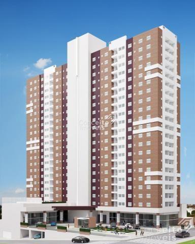 Apartamento à venda com 3 dormitórios em Centro, Ponta grossa cod:391950.001 - Foto 2