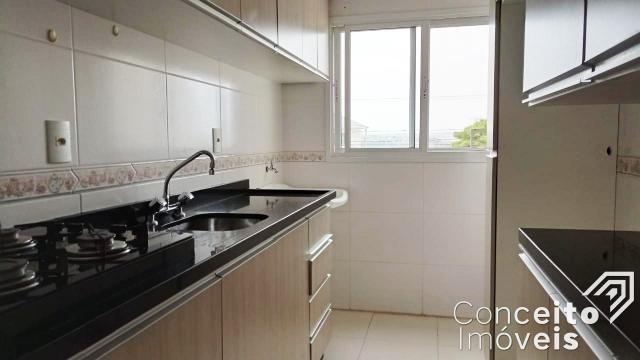 Apartamento à venda com 3 dormitórios em Oficinas, Ponta grossa cod:392974.001 - Foto 4