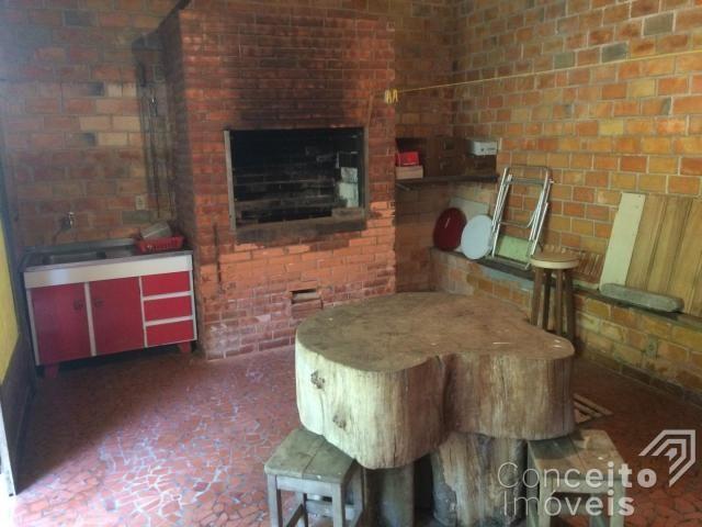 Casa para alugar com 4 dormitórios em Centro, Ponta grossa cod:392953.001 - Foto 17