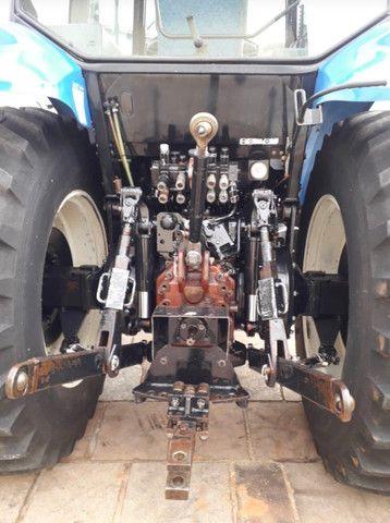 Trator New Holland Tm 7040 Filipado 2011 Revisado 4600 Horas - Foto 5