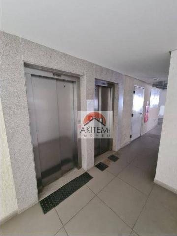 Apartamento com 3 quartos para alugar, 64 m² por R$ 1.800/mês - Casa Caiada - Olinda/PE - Foto 5