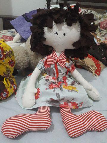 Bonecas de Pano - novas - Foto 2